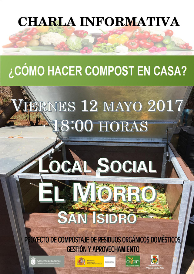 C mo hacer compost en casa 12 de mayo en el morro la palma org nica - Como hacer compost en casa ...