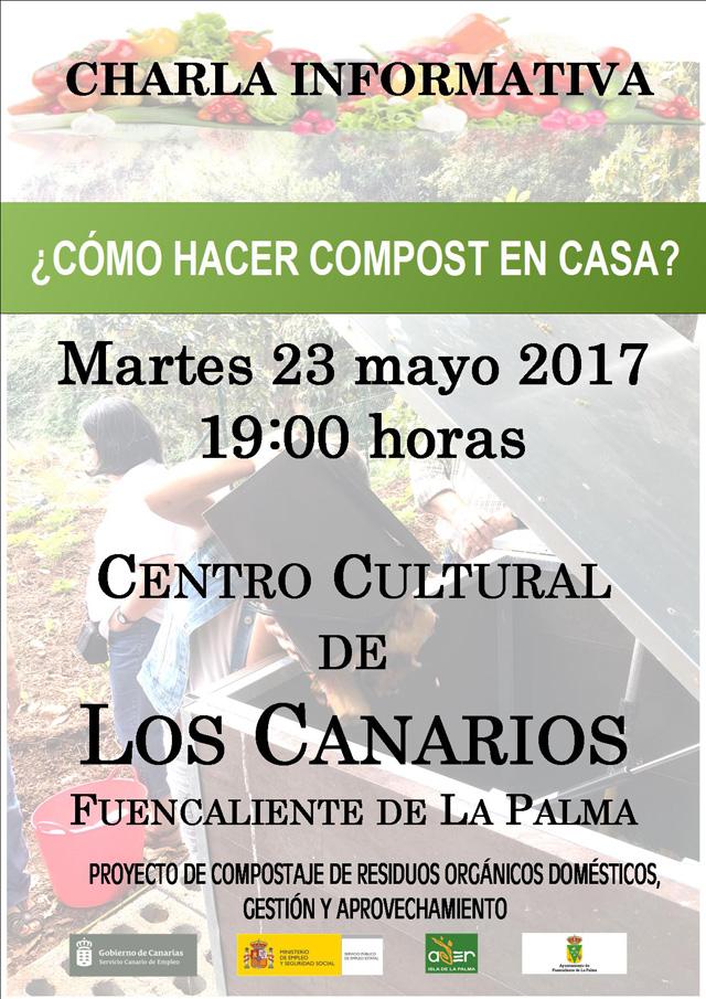C mo hacer compost 23 de mayo en los canarios la palma org nica - Como hacer compost en casa ...